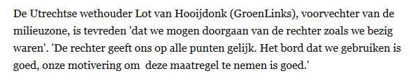 Hooijdonk in Volkskrant 22-1-2016